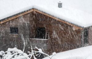 Schneetreiben – Claus Liewerkus