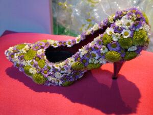 High heel – Gisela Krause