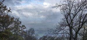 Melibokus in Wolken – Karl Röser