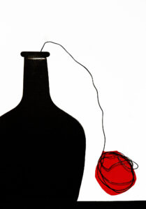 Black Bottle – Olina Fritsche