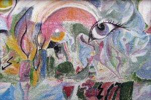 Das Auge – Peter Krieger