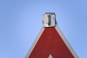 Rotes Dreieck – Udo Krämer