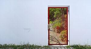 Tür ins Grüne – Udo Krämer