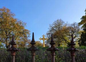 Das Goldene Kreuz – Ute Krämer