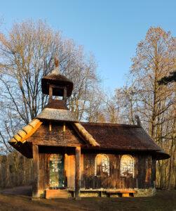 Kirche im Fürstenlager – Ute Krämer