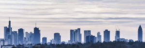 Skyline Frankfurt – Winfried Toussaint